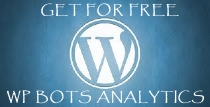 Get WP Bots Analytics
