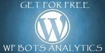 Get WP Bots Analytics